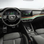 2021 Skoda Octavia RS Interior