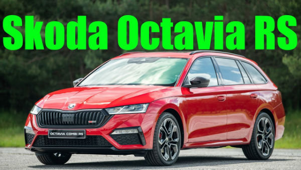 2021 Skoda Octavia RS Wagon