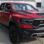 Dodge RAM 1500 TRX 2021