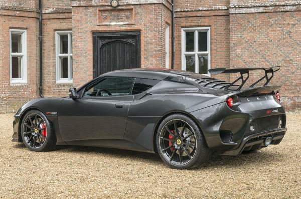 Lotus Evora GT 430