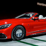 Maybach S650 2021 Cabriolet