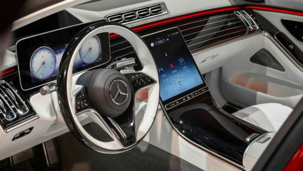 Maybach S650 2021 Interior