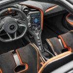 McLaren 765LT 2021 Interior