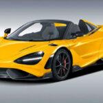 McLaren 765LT 2021 Spider