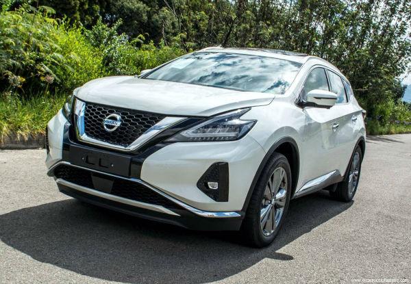 Nissan Murano 2021 Precio Colombia