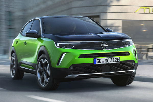 Opel Astra 2021 Egypt