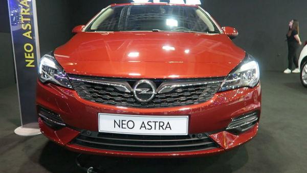 Opel Astra 2021 Germany