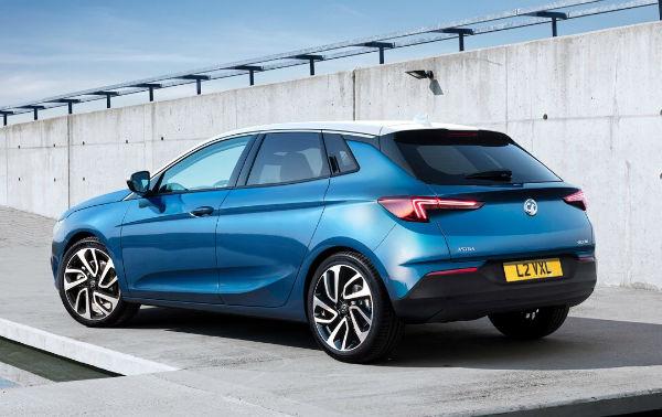 Opel Astra 2021 Hatchback