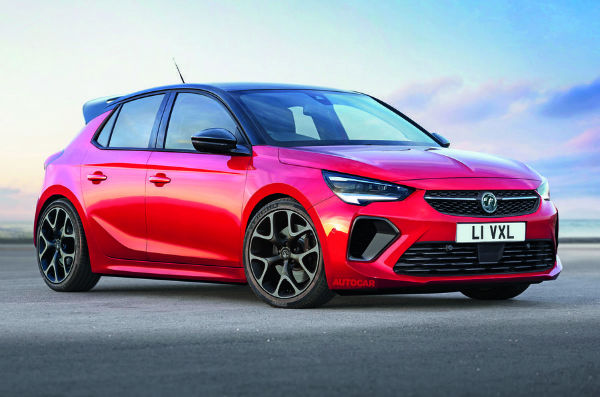 Opel Astra OPC 2021