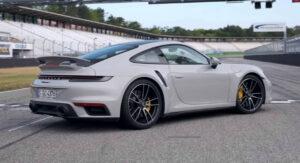 Porsche 911 2021 Turbo s