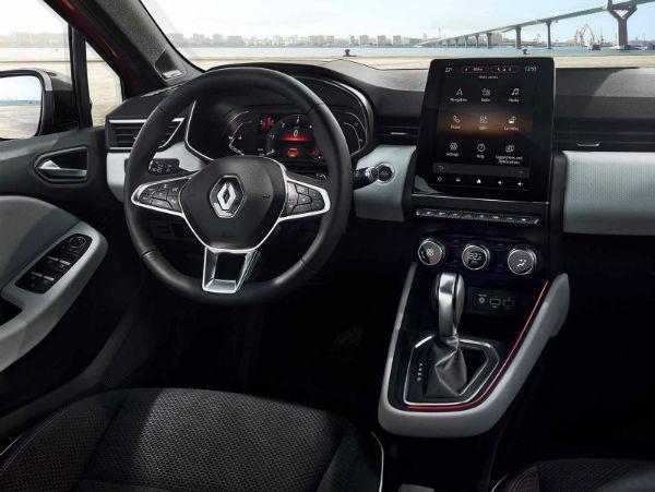 Renault Clio 2021 Interior