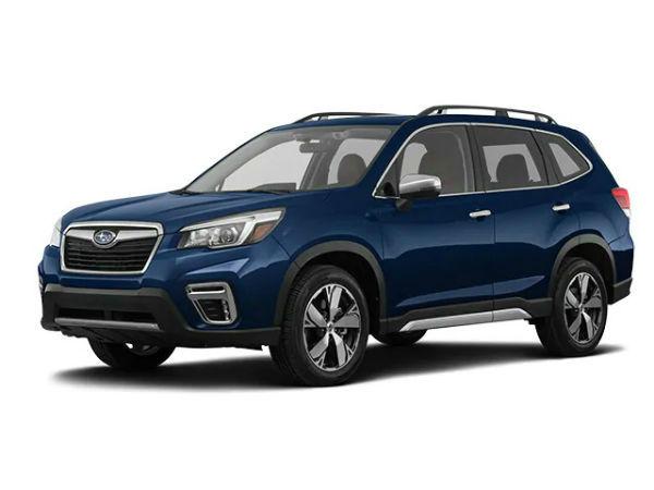 2021 Subaru Forester Blue