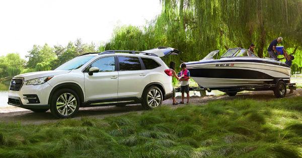 2021 Subaru Forester Towing Capacity