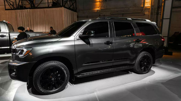 2021 Toyota Sequoia Nightshade