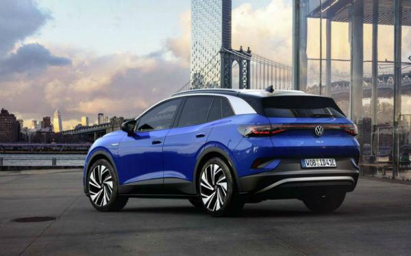 2021 Volkswagen ID.4 1st Edition