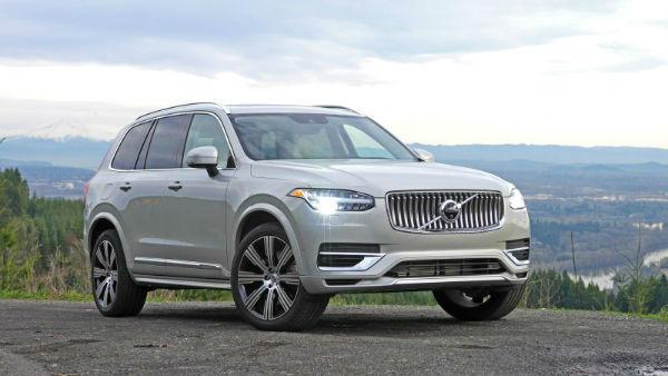 2021 Volvo XC90 T8