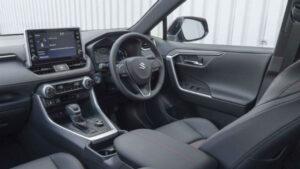 Suzuki Across 2021 Interior