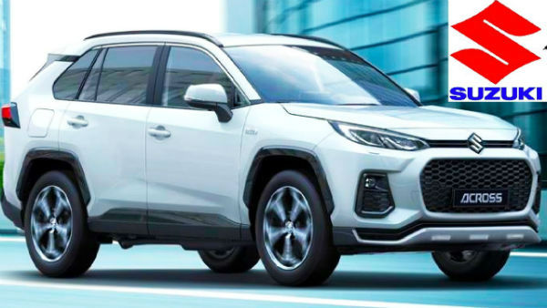 Suzuki Across 2021 Precio México