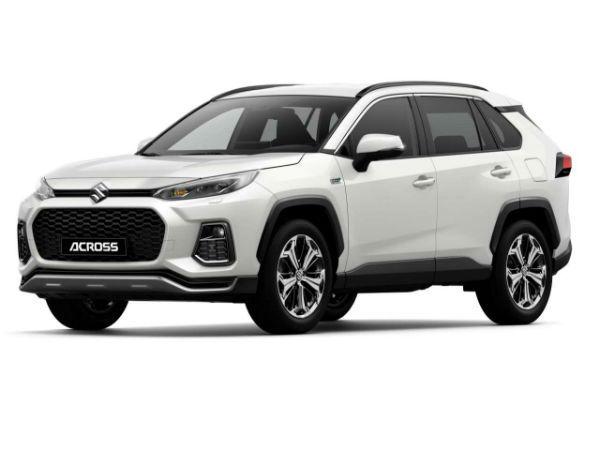 Suzuki Across 2021 Precio