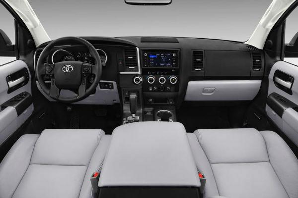 Toyota Sequoia 2021 Interior