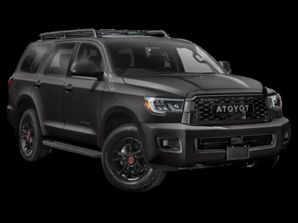 Toyota Sequoia 2021 TRD Pro