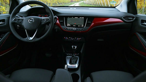 Vauxhall Crossland 2021 Interior