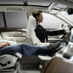 Volvo XC90 2021 Interior