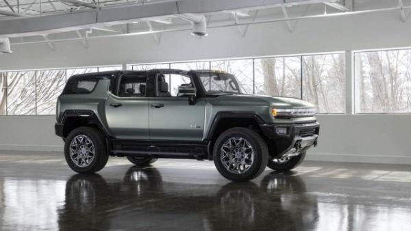 2022 GMC Hummer EV SUV