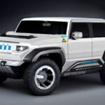 2022 Hummer Electric Truck