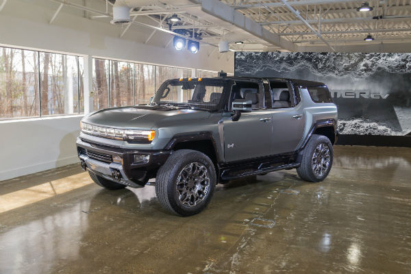 2022 Hummer SUV