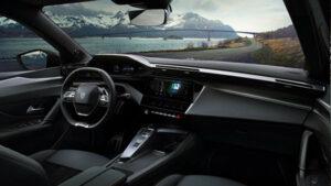 2022 Peugeot 308 Interior