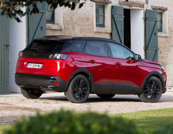 308 Peugeot 2022 SUV