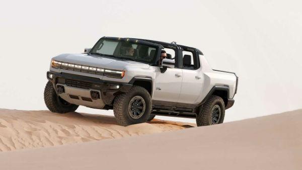Hummer 2022 EV
