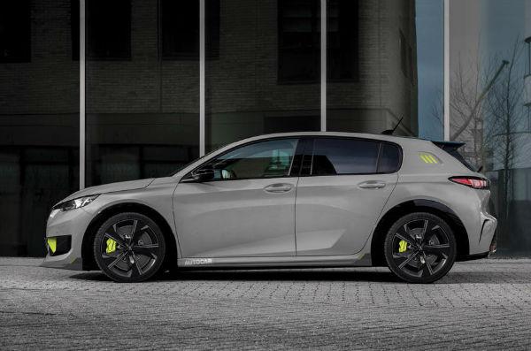 Nuova 308 Peugeot 2022