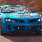 Pontiac Trans AM 2022