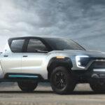 2022 Fisker Electric Pickup Truck