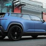 2022 Fisker SUV