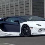 2022 Lamborghini Aventador SVJ