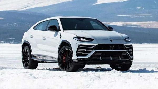 2022 Lamborghini Urus EVO