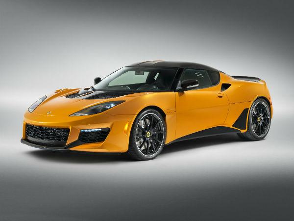 2022 Lotus Elise GT