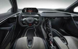 2022 Lotus Elise Interior