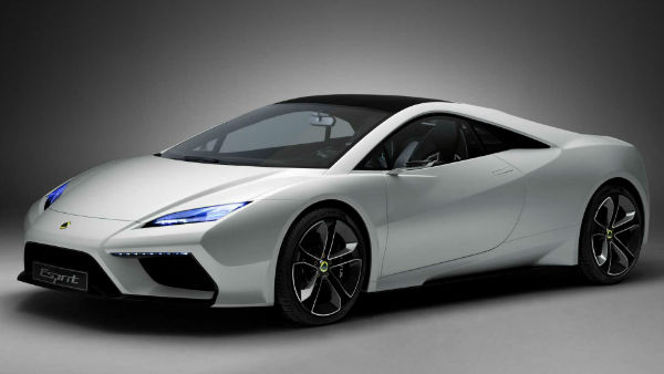 2022 Lotus Esprit Hybrid