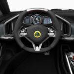 2022 Lotus Esprit Interior