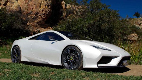 2022 Lotus Esprit Successor 500+ HP