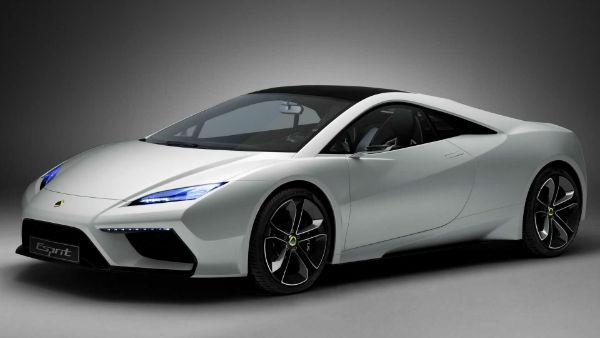 2022 Lotus Exige Hybrid V6