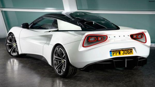 2022 Lotus Type 131