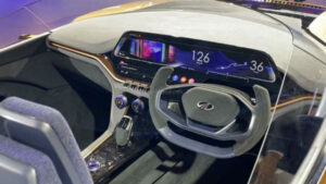 2022 Mahindra XUV500 Interior
