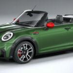 2022 Mini Cooper Convertible Green