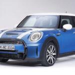 2022 Mini Cooper Convertible Island Blue