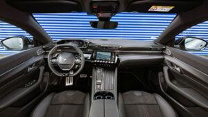 2022 Peugeot 508 Interior